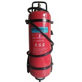 OPTIMAX Fire Extinghuisher AFF Foam Liquid 6% [AF-50 Trolley] - Pemadam Kebakaran
